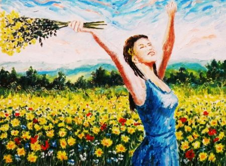 Franco Battiato – Risveglio di primavera