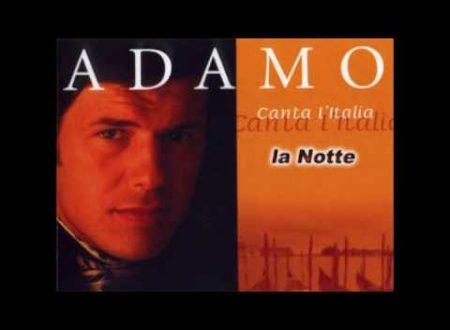 Adamo -LA notte