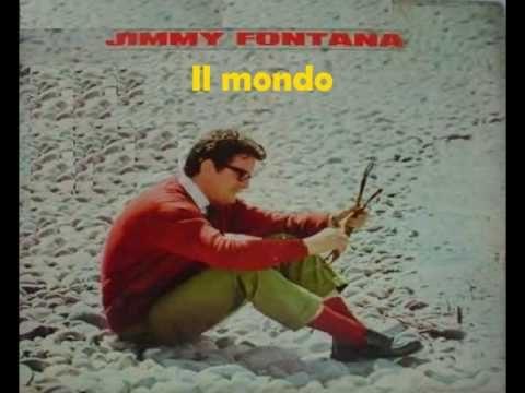 Jimmy Fontana – Il Mondo