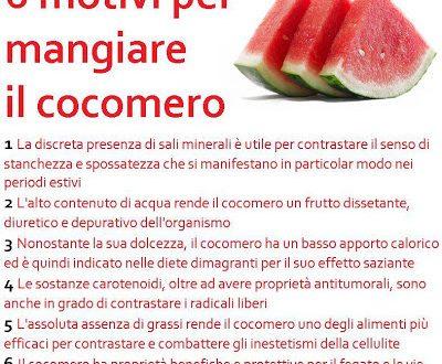 6 motivi per mangiare il cocomero